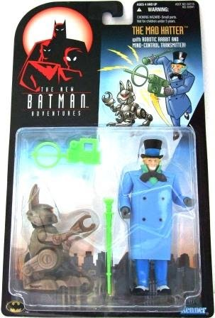 1997 - The Mad Hatter - Action Figures - Kenner - The New Batman Adventures