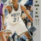 1995/96 - Kevin Garnett - Upper Deck - SP - NBA Basketball - Premier Prospects - Rookie Card #159