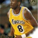 1996/97 - Kobe Bryant - NBA Basketball - Fleer/Skybox - NBA Hoops - Rookie Card #281