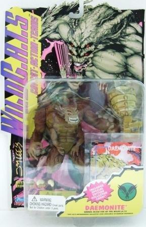 1995 - Daemonite - Play Mates - Jim Lee's - Wild C.A.T.S - Series 1