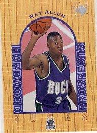 1996/97 - Ray Allen - NBA Basketball - Upper Deck UD3 - Hardwood Prospects - Card #5