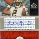 2005 - Aaron Brooks - Upper Deck - UD Reflections - Autographed Sports Card #SRAB