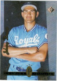 1994 - Johnny Damon - Upper Deck - SP - Baseball - Premier Prospects - Rookie Card