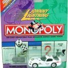 2001 - Johnny Lightning - Monopoly - Luxury Tax Dodge Viper
