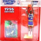 1996 - Joe Smith - Action Figures - Starting Lineups - Basketball - Warriors - Rookie Slu