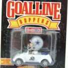 1996 - Ertl Collectibles - Limited Edition - GoalLine Boppers - Dallas Cowboys - Volkswagen Bug