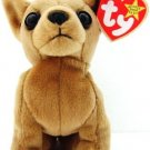 Ty - The Original - Beanie Baby - Tiny - Chihuahua Dog - Plush Toys