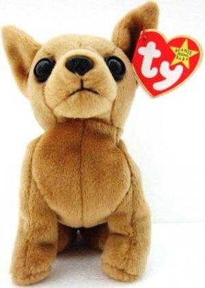 Ty - The Original - Beanie Baby - Tiny - Chihuahua Dog - Plush Toys 49a49b44988