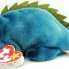 Ty - The Original - Beanie Baby - Iggy - Iguana - Used Plush Toys