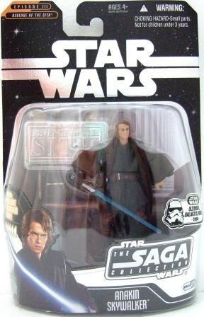 2006 - Anakin Skywalker - Star Wars - Saga Collection - Ultimate Galactic Hunt