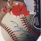 2000 - Rick Ankiel - Pacific - Crown Royale - Sweet Spot Signatures - Card #23
