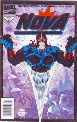 1994 - Marvel Comics - Nova - 1st Spectacular Issue - Comic Book