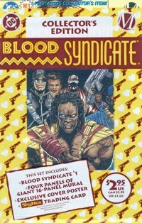 1993 - DC Comics - Blood Syndicate - First Issue - Collector's Item