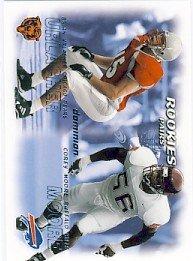 2000 - Brian Urlacher - Fleer/Skybox - Dominion - Rookie Card #242