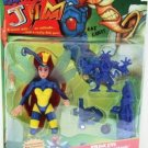1994 - Playmates - Earthworm Jim - Princess What's-Her-Name - Action Figures