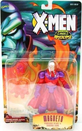 1995 - Toy Biz - Marvel Comics - X-Men - The Age of Apocalpse - Magneto - Action Figures