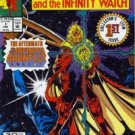 1992 - Marvel - Warlock - Warlock and the Infinity Watch - Collector's Item - 1st  Issue