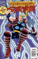 1993 - Marvel Comics - Thunder Strike - 1st Explosive Issue - Comic Book