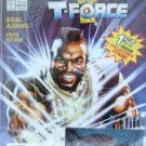 1994 - Now Comics - Mr. T and the T-Force - 1st Issue Collector's Item - Comic Book