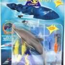 1994 - Playmates - MCA/Universal  - Sea Quest DSV - Darwin - Toy Action Figures