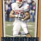 2007 - Adrian Peterson - Topps - Draft Picks And Prospects - NFL Football - Draft Pick - #135