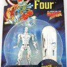 1994 - Toy Biz - Marvel Super Heroes - Fantastic Four - Silver Surfer - Toy Action Figure