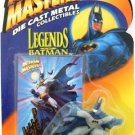 1994 - Kenner - DC Comics - Legends of Batman - Batman - Die Cast Metal - Collectible Figure