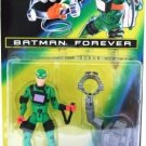 1995 - The Riddler - Trapping Helmet - Kenner - DC Comics - Batman Forever - Toy Action Figure