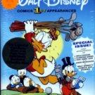 Walt Disney - Disney Collector Pack  - Comics 1st Appearance - Free Disney Legend Premium Inside