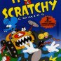 1993 - Bongo Comics - Itchy & Scratchy - Around the World in 80 Pieces -1st Issue - Comic Book