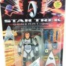 1994 - Playmates - Star Trek - Generations - Captain James T. Kirk in Space Suit - Toy Action Figure