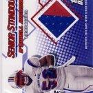 2006 - D'Qwell Jackson - Senior Standouts - Topps - Draft Picks & Prospects - SS-DQ