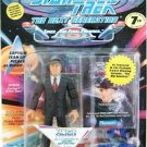1994 - Playmates - Star Trek - The Next Generation - Captain Jean Luc Picard as Dixon Hill