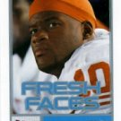 2006 - Vince Young - Fleer - Fresh Faces - Rookie Card # FR-VY