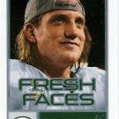 2006 - A.J. Hawk - Fleer - Fresh Faces - Rookie Card # FR-AH