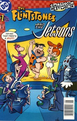 1997 - DC Comics - The Flintstones and the Jetsons - Issue #1