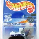 1997 - Hot Wheels - First Editions - Excavator - Collector #512