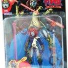 1995 - UltraForce - Topaz #25 - Ultra Hero - Toy Action Figure