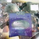 1996 - Playoff - Trophy Contenders - NFL Football - Trading Cards