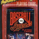 1992 - The US Playing Card Company - Major League Baseball Aces - Collector's Series - Playing Cards