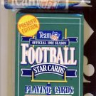 1992 - Sports Deck - Team - NFL Football Star Cards  - Premier Edition - Playing Cards