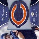 2003 - Rex Grossman - Upper Deck - NFL Sweet Spot - Souvenir Patch - #P-RG