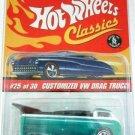 2006 - Green VW Bus - Hot Wheels Classics - Series 2 - #25 of 30