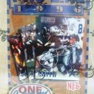 1996 - Classic - Pro Line - Live - NFL Football - Sports Card Box