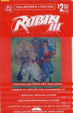 1992 - DC - Robin III -  Collector's Edition - Issue  - Comic Book