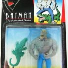 1994 - Kenner - DC Comics - Batman - The Animated Series - Killer Croc - Toy Action Figures