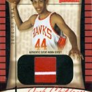 2004/05 - Josh Childress - Fleer - Throwbacks - Authentic  Event  - Rookie Jersey Card - #81