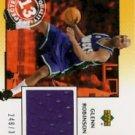 2002/03 - Glenn Robinson - Upper Deck - Court Quality Authenics - Jersey Card  #GR-Q