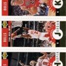 1997 - Michael Jordan - Upper Deck - Collector's Choice - Gold - #B1