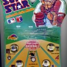 1990 - Super Star - National League - Set #2 - Collectable Action Marbles